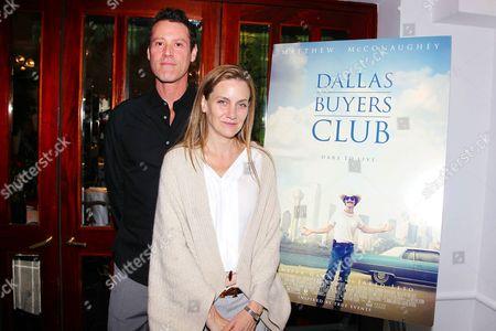 Craig Borten and Melisa Wallack