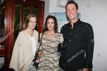 Melisa Wallack, Rachel Winter and Craig B