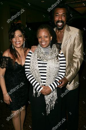 Valerie Simpson, Regina Carter and Nick Ashford