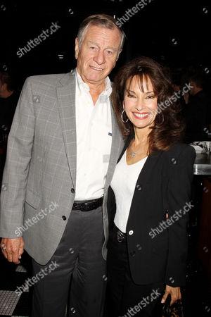 Susan Lucci and Helmut Huber (husband)
