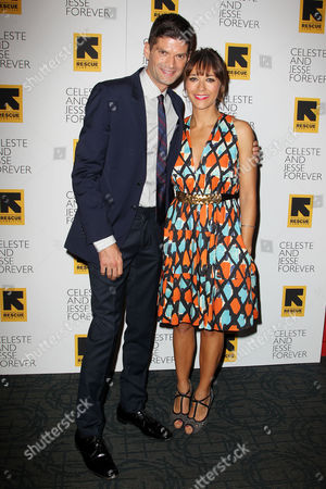 Will McCormack and Rashida Jones