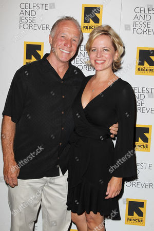 Stock Photo of Jackie Martling and Emily Conner