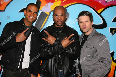 Editorial photo of 'Kings of Rock: Rock Hall Inductees 09' for FUSE Music Network, New York, America - 10 Mar 2009