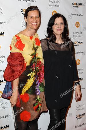 Laura Poitras and Kirsten Johnson (Citizen Four)