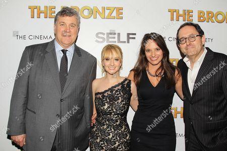 Editorial picture of 'The Bronze' film screening, New York, America - 17 Mar 2016