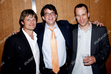 Steve Zahn,Wyck Godfrey and Director Stephen Belber