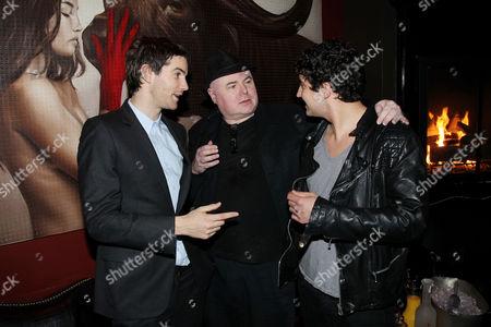 Jim Sturgess, Philip Ridley (Director), Jack Gordon