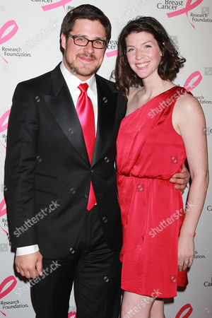 Stock Photo of Rich Sommer and wife Virginia Sommer