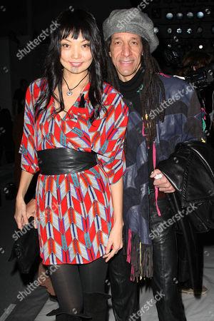 Stock Picture of Irina Pantaeva and Leandro Perez