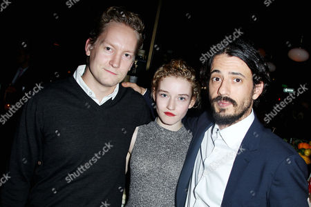 Guest, Julia Garner and Josh Mond (Director)