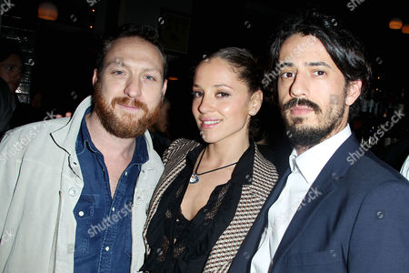 Josh Mond (Director) with guests