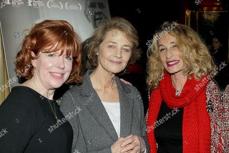 Magee Hickey, Charlotte Rampling, Ann Dexter Jones