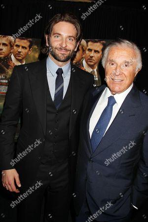 Bradley Cooper and Sidney Kimmel
