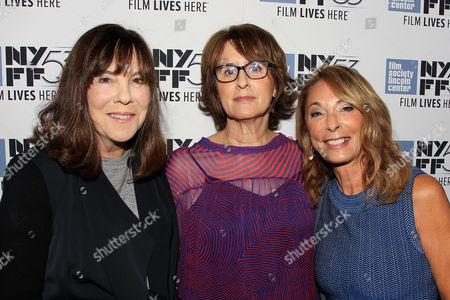 Stock Photo of Amy Ephron, Delia Ephron, Lynda Obst