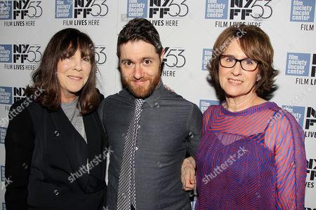 Amy Ephron, Jacob Bernstein (Director), Delia Ephron