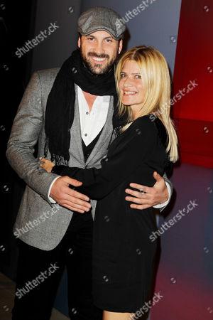 Maksim Chmerkovskiy and Lizzie Grubman