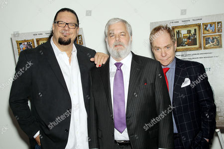 Penn Jillette (Producer), Tim Jenison and Teller (Director)
