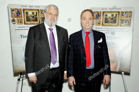 Tim Jenison and Teller (Director)