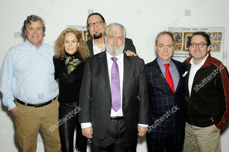 Editorial picture of 'Tim's Vermeer' film screening, New York, America - 28 Jan 2014