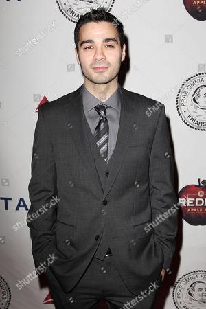 Editorial photo of The Friars Club Roast honouring Jack Black, New York, America - 05 Apr 2013