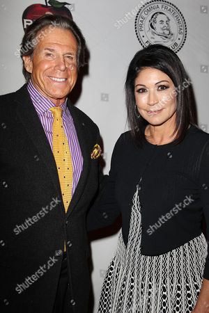 Bill Boggs and Caroline Hirsch
