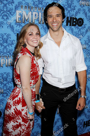 Kelley Dorney and Jeremiah James