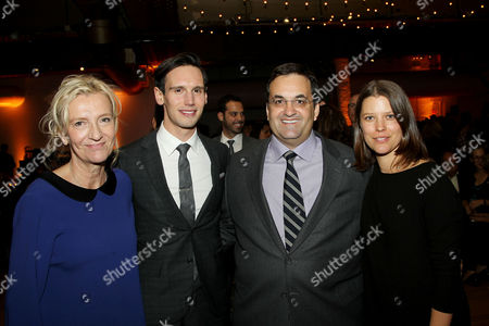 Editorial image of 'Olive Kitteridge' film premiere, after party, New York, America - 27 Oct 2014