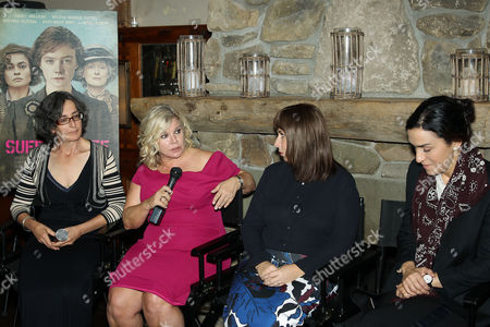 Dr. Helen Pankhurst, Alison Owen (Producer), Abi Morgan (Writer), Sarah Gavron (Director)