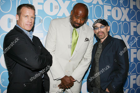 Mark Valley , Chi McBride and Jackie Earle Haley