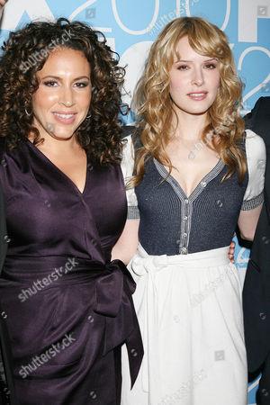 Diana Maria Riva and Jenny Wade