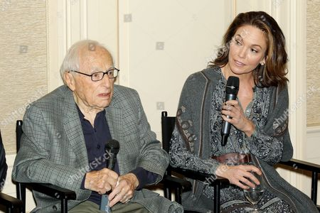 Walter Bernstein (Moderator), Diane Lane