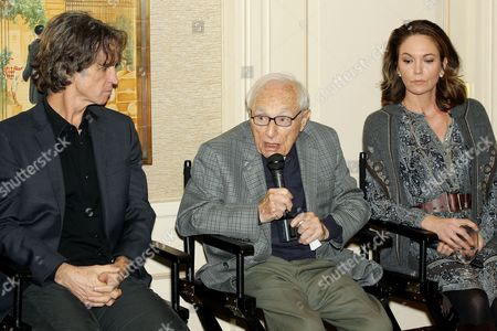 Editorial photo of 'Trumbo' film luncheon, New York, America - 02 Nov 2015