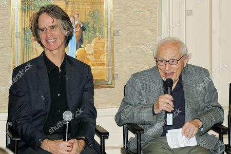 Jay Roach (Director), Walter Bernstein (Moderator)