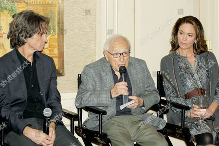 Jay Roach (Director), Walter Bernstein (Moderator), Diane Lane