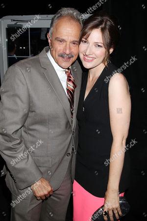 Anthony Laciura and Kelly Macdonald
