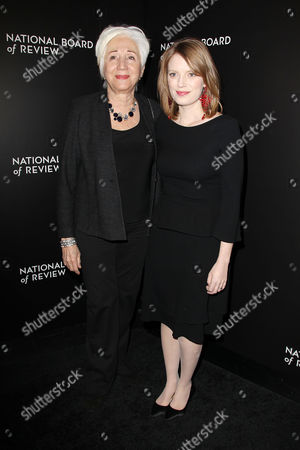 Editorial picture of National Board of Review Awards, New York, America - 07 Jan 2014