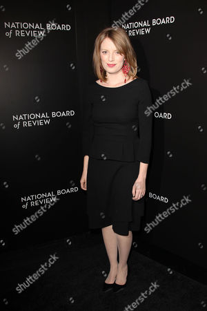 Editorial image of National Board of Review Awards, New York, America - 07 Jan 2014