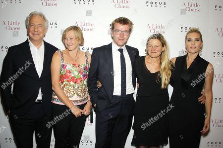 Alan Rickman, Gail Egan (Composer), Peter Gregson (Producer) Ellen Kuras (Producer), Kate Winslet