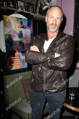 Editorial photo of 'Charlie Countryman' film screening afterparty, New York, America - 13 Nov 2013