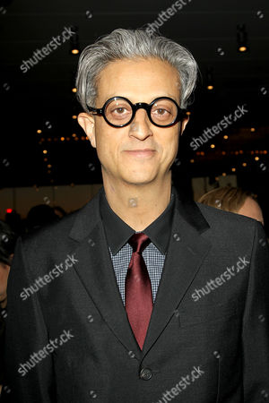 Editorial image of Max Mara opening party of The Whitney Museum, New York, America - 24 Apr 2015
