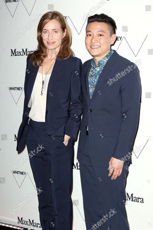 Editorial photo of Max Mara opening party of The Whitney Museum, New York, America - 24 Apr 2015