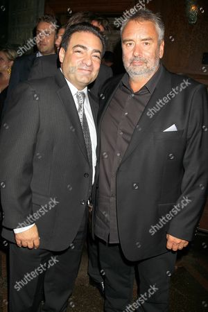 Paul Borghese, Luc Besson (Director)