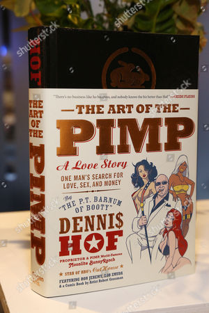 'The Art of the Pimp: A Love Story' by Dennis Hof