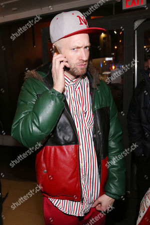 Editorial image of Dennis Hof 'The Art of the Pimp: A Love Story' book launch, New York, America - 18 Mar 2015