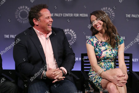 Kevin Chapman and Amy Acker