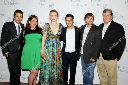 Editorial image of 'Before Midnight' film screening, New York, America - 15 May 2013
