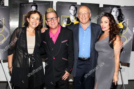 Dana Hollander, Lee Rocker, Yossie Hollander and Deborah Drucker