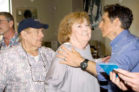 Jerry Stiller, Anne Meara and Ben Stiller