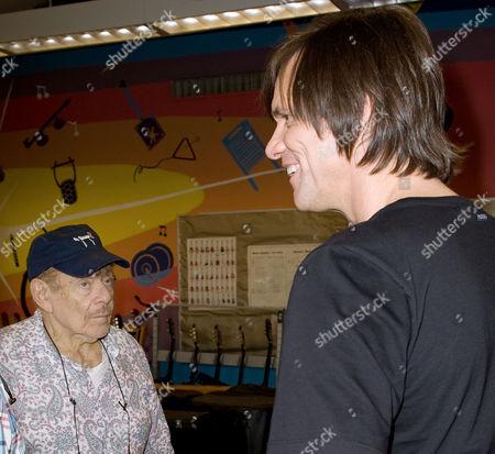 Jerry Stiller and Jim Carey
