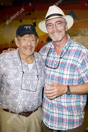 Jerry Stiller and Tom Bodett